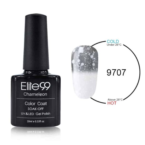 DIY Nail Art Gel Polish