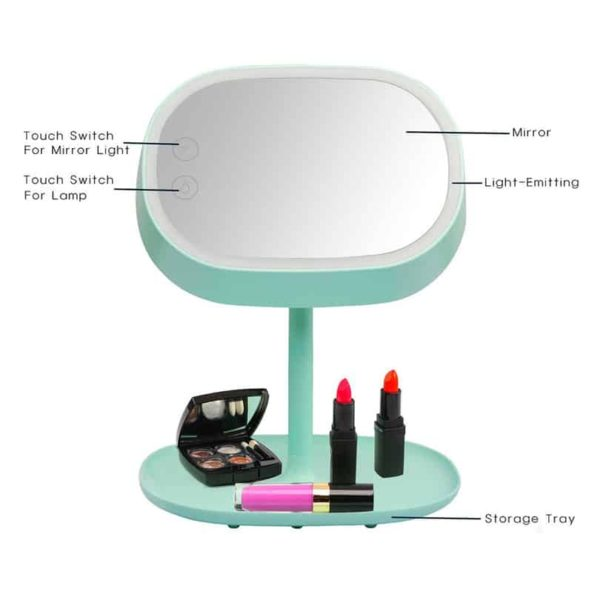 Makeup Mirror Led Light Lamp