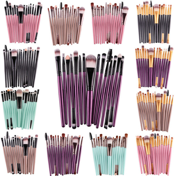 Makeup Brushes Set Eyeshadow