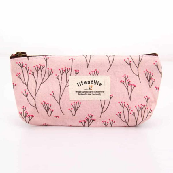 Travel Toiletry Pencil Pouch