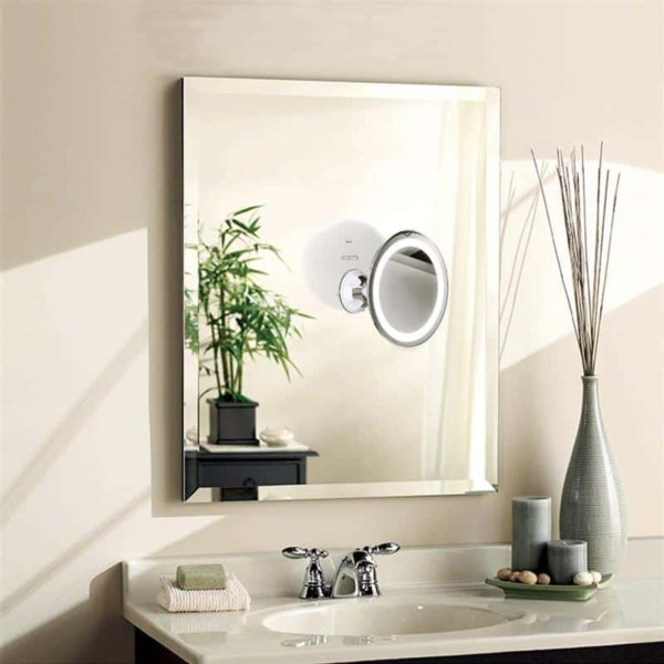 Magnifying Makeup LED Mirror