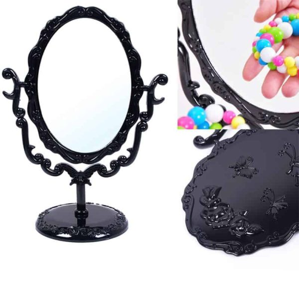 Vintage Rotatable Make-up Mirror