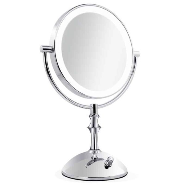 LED Mirror Lamp With Adjustable Brightness
