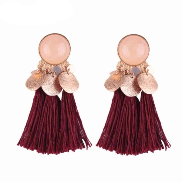 Women's Boho Tassel Earrings
