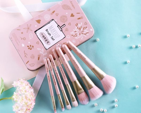 Makeup Artist Brush with Case