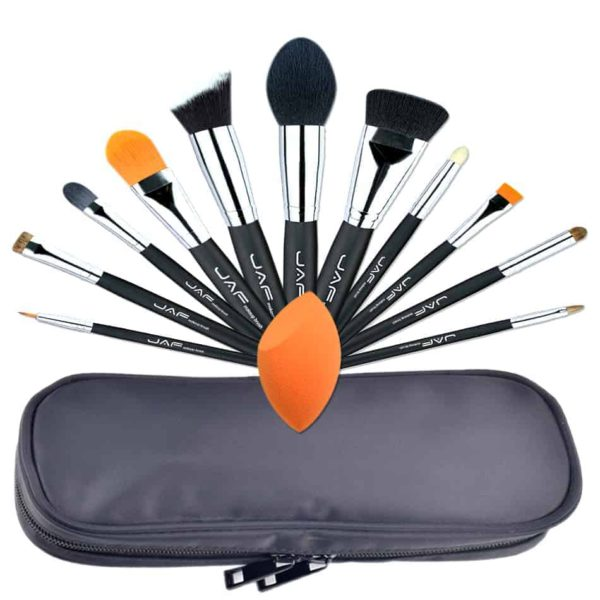12 Pcs Makeup Brushes Set